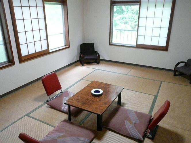 和室【約12畳】※一階