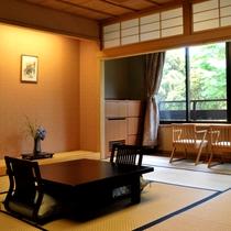 檜風呂付客室