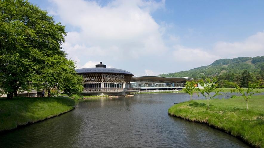周辺観光:軽井沢プリンスショッピングプラザ
