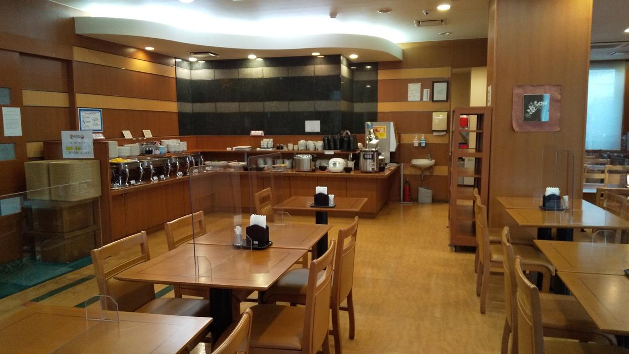 レストラン花茶屋6:45〜9:00
