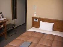 シングルベッド ベッド写真