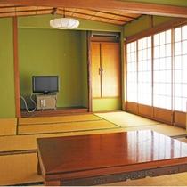 *【和室一例(14畳)②】グループなどでのご利用は、こちらの広々和室でどうぞ♪
