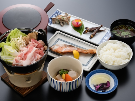 【スタンダード2食付】JR美濃太田駅から徒歩5分程☆日替わり家庭料理を堪能♪