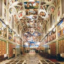 那須とりっくあーとぴあ ミケランジェロ館 荘厳なアートの迫力がすごい!