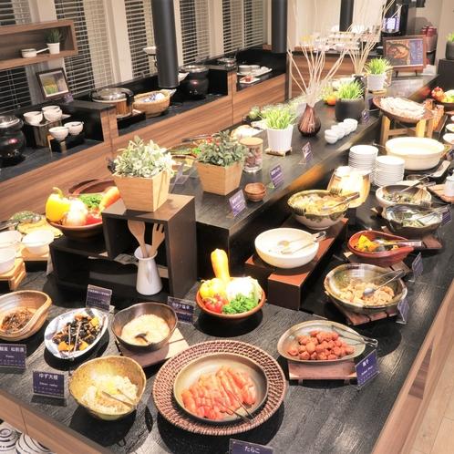 CORE's New Style Buffet朝食