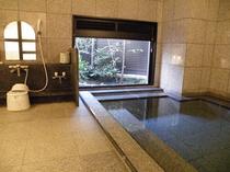 【大浴場】ラジウム人工温泉が疲れた体をそっと癒します