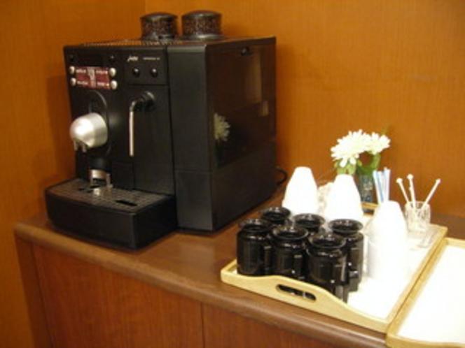 セルフカフェ コーヒーでほっとひといき。