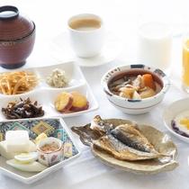 朝食ビュッフェ -和食-
