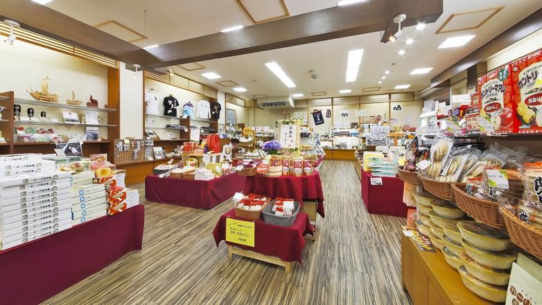 *【売店】お土産やちょっとした食品類はコチラ