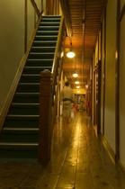 旅館棟廊下2