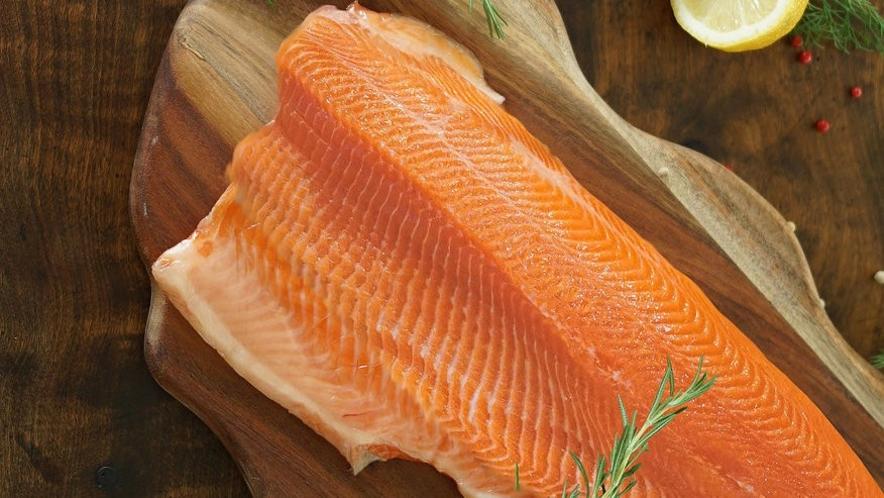 【大滝日光紅鱒】は、栃木県ブランド魚「プレミアムヤシオマス」の認証も受けています