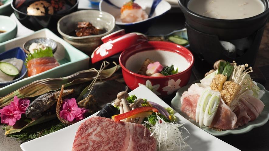 和牛ステーキ♪旅のおともにお肉も味わいたい方に是非おすすめです!