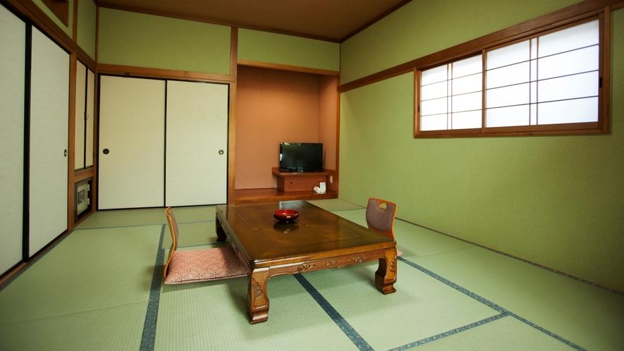 ◆ 【客室・和室10帖+4帖】すべてのお部屋から鬼怒川の大パノラマがご眺望いただけます。 (2)