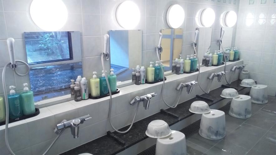 男性大浴場 効能:リウマチ・神経痛・痔・冷え性・腰痛・疲労回復・うちみ・湿疹