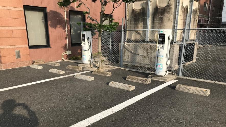充電自動車専用駐車場【※要予約】