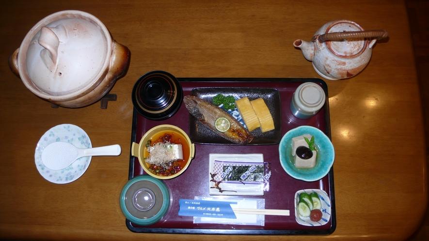朝食写真2