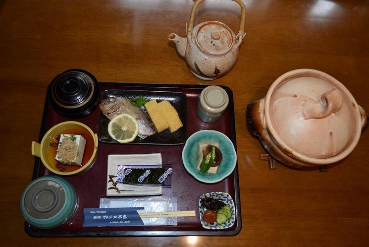 朝食写真3