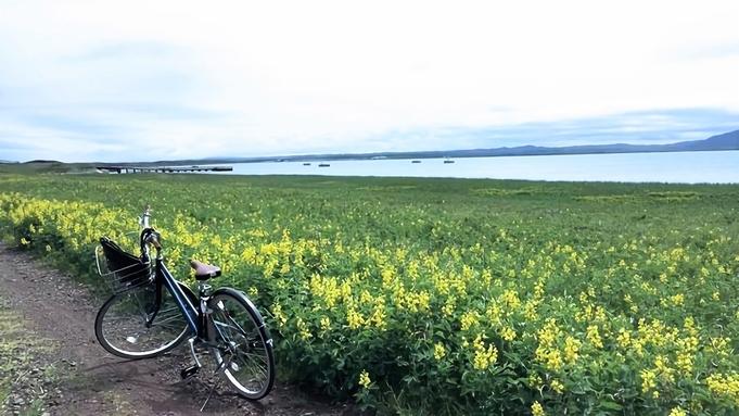 【プロに負けない1枚を】カメラ片手に自転車で巡る!カメラ旅プラン/海鮮メイン付バイキング