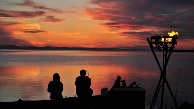 【深夜の大浴場貸切】カップル・ご夫婦に1日2組限定大浴場貸切プラン/海鮮メイン付バイキング