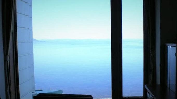 【眺望訳あり】1日1室限定!リゾートツインが眺望訳ありでお得!/海鮮メイン付バイキング