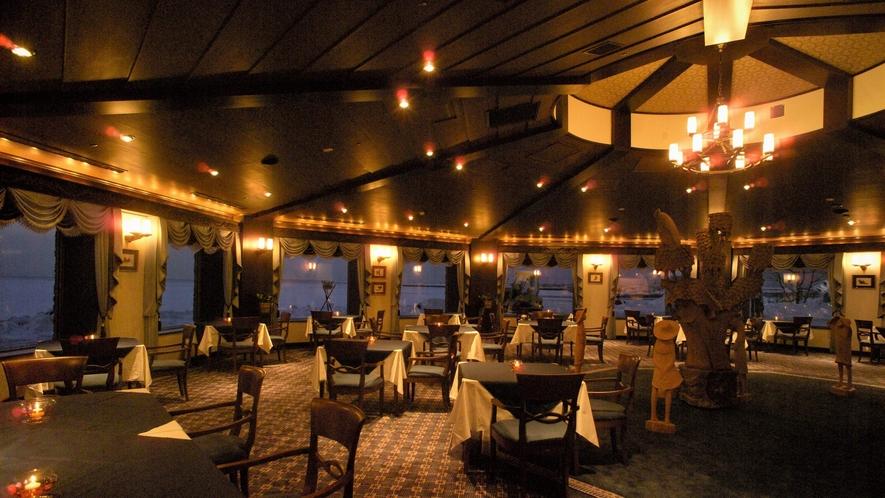 【レストラン イストワール】サロマ湖を望みながらお食事をお楽しみいただけます(イメージ)