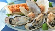 【特選創作ディナー】オホーツク周辺で獲れた海産物はギュッと身が引き締まっていて味が濃厚!(イメージ)
