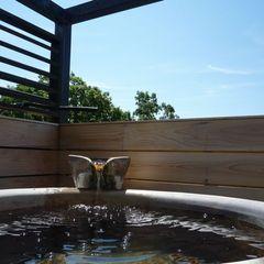 【日帰り3時間滞在プラン】眺望露天風呂貸切入浴&露天風呂付客室でごゆっくり