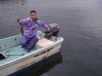 アオリイカ釣。1艘30,000円(税込)アオリイカ釣りは9/10~10月末限定