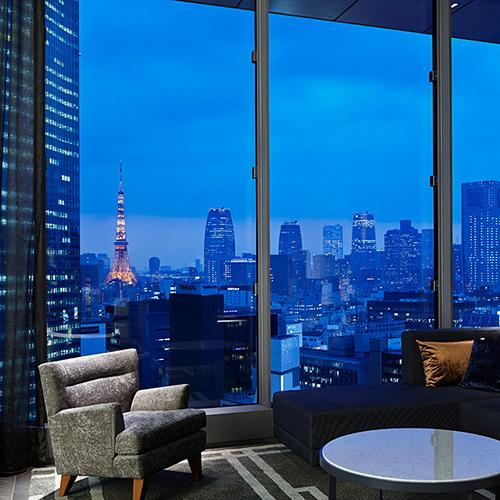 ロビー 東京タワー