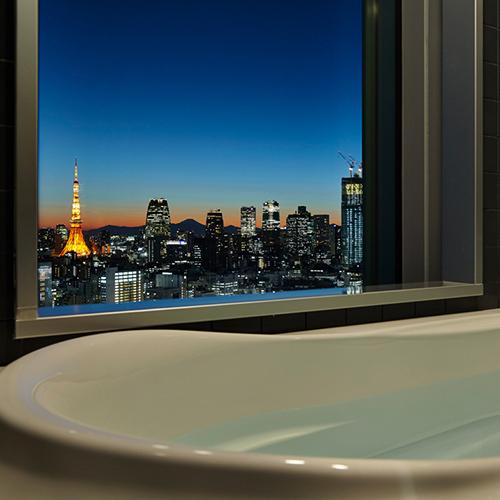 デラックスビューバス 東京タワー