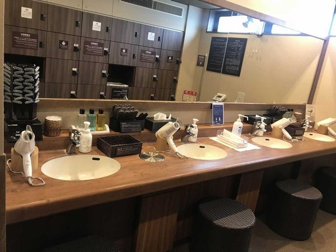 【男性】洗面台