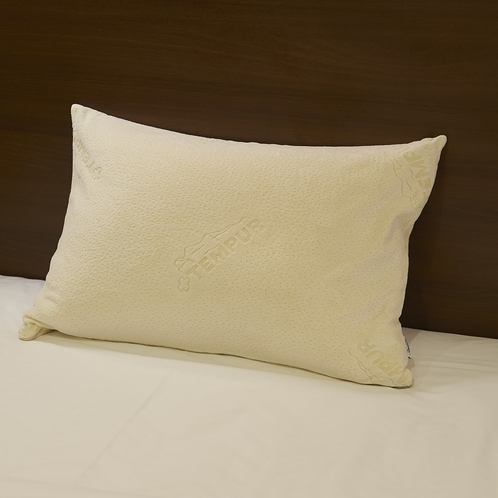 テンピュール枕(貸出備品)