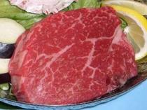 知多牛ひれ肉陶板焼き 単