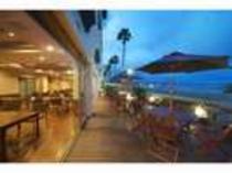 渚百選に選ばれた前浜海岸が目の前のホテル