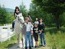 ☆乗馬体験