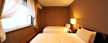 和洋室206寝室(禁煙)