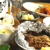 料理_夕食_洋食