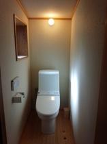 温水洗浄付トイレ