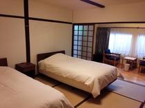 1階ベッドルーム(2~3名様)禁煙