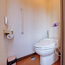 *【1Fトリプルルーム】トイレ