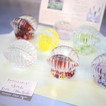 *【安曇野ガラス工房】にて製作された人気のお土産♪安曇野の思い出と共にお一ついかがですか?