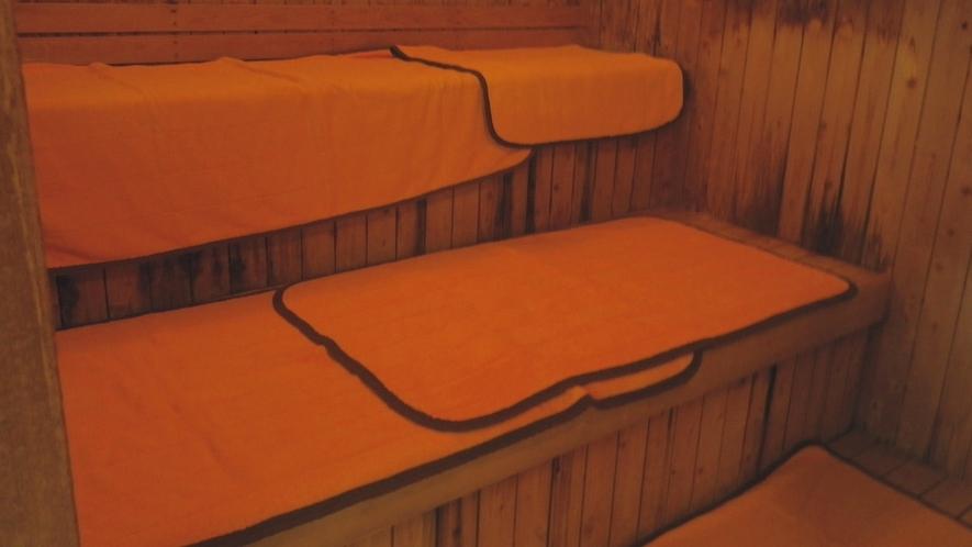 *【大浴場/サウナ】男女共にサウナ完備!ウィンタースポーツ後の冷えた身体に心地良い温もりを♪