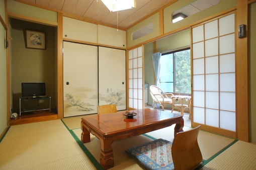 【和室6〜10畳】※バス共同・トイレ付またはバス・トイレ共同