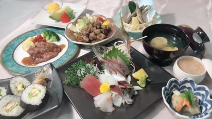宮﨑の旬の味を贅沢に堪能いただける宮崎三昧プラン (朝食付き2食プラン)