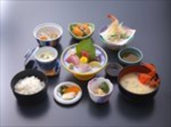 昼の和定食