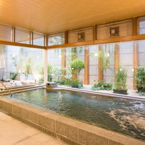 温泉大浴場 15:00~25:00 6:00~9:30