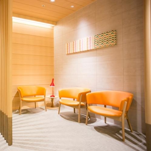 女性大浴場 リラクゼーションルーム