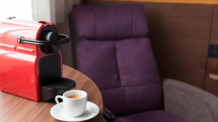 プレミアムビジネスはエスプレッソコーヒー