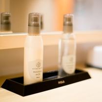 女性温泉大浴場限定 乳液 化粧水
