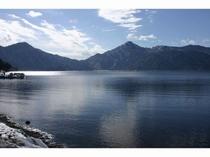 中禅寺湖(冬)